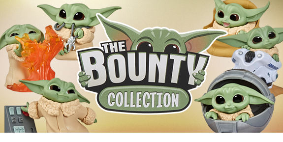 The Mandalorian The Bounty Collection