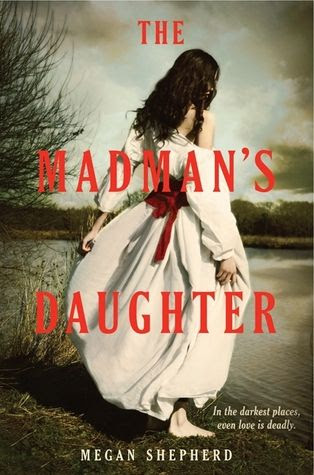 The Madman's Daughter (The Madman's Daughter, #1)  love the photo/mood