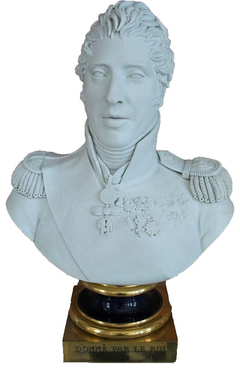 Карл х бисквит де Севр и пар. Ф. Бозио 1827 дю Дон roi.jpg