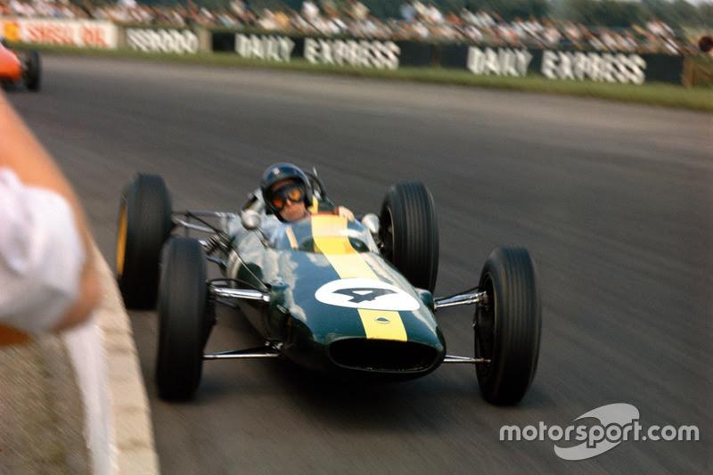 Image result for Jim Clark Lotus 25