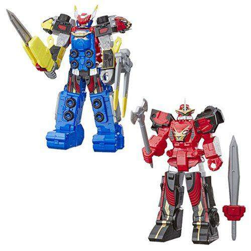 Image of Power Rangers Beast Morphers Megazord Action Figures Set of 2 - APRIL 2019