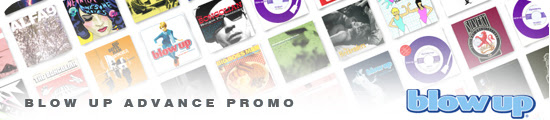 Blow Up Digital Music Promo