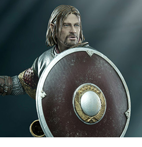 The Lord of the Rings Battle Diorama Series Boromir 1/10 Scale Limited Edition Statue