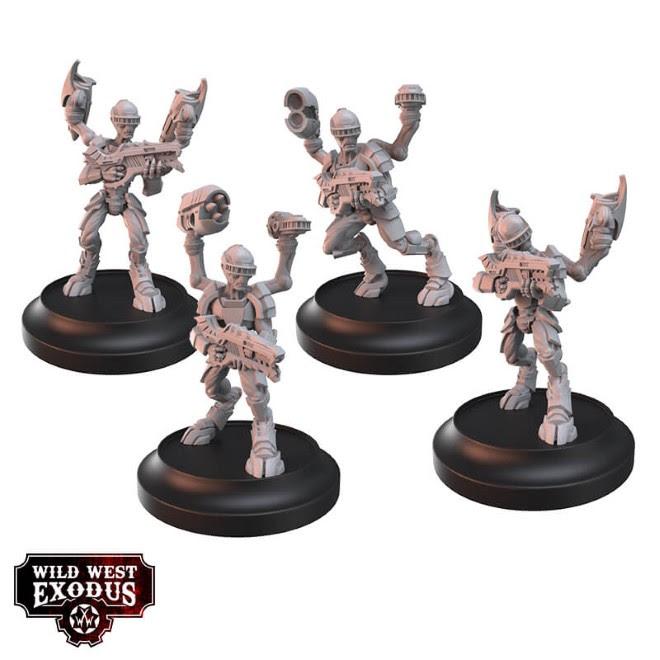 Grey Elite Myriad