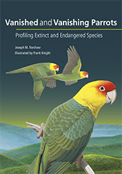 Vanished and Vanishing Parrots book cover