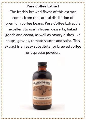 pure coffee extract