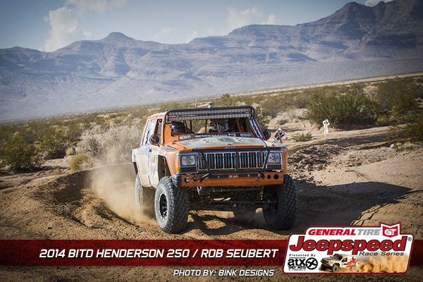 Rob Seubert, Jeepspeed, Best In The Desert, Off Road Racing, Jeep