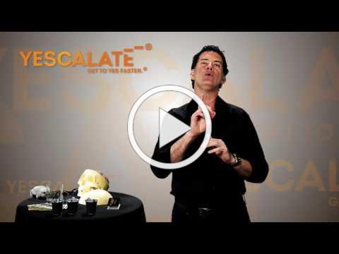 YESCALATE® Tip # 3 ELIMINATE ONE THING