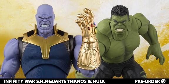 Avengers: Infinity War S.H.Figuarts