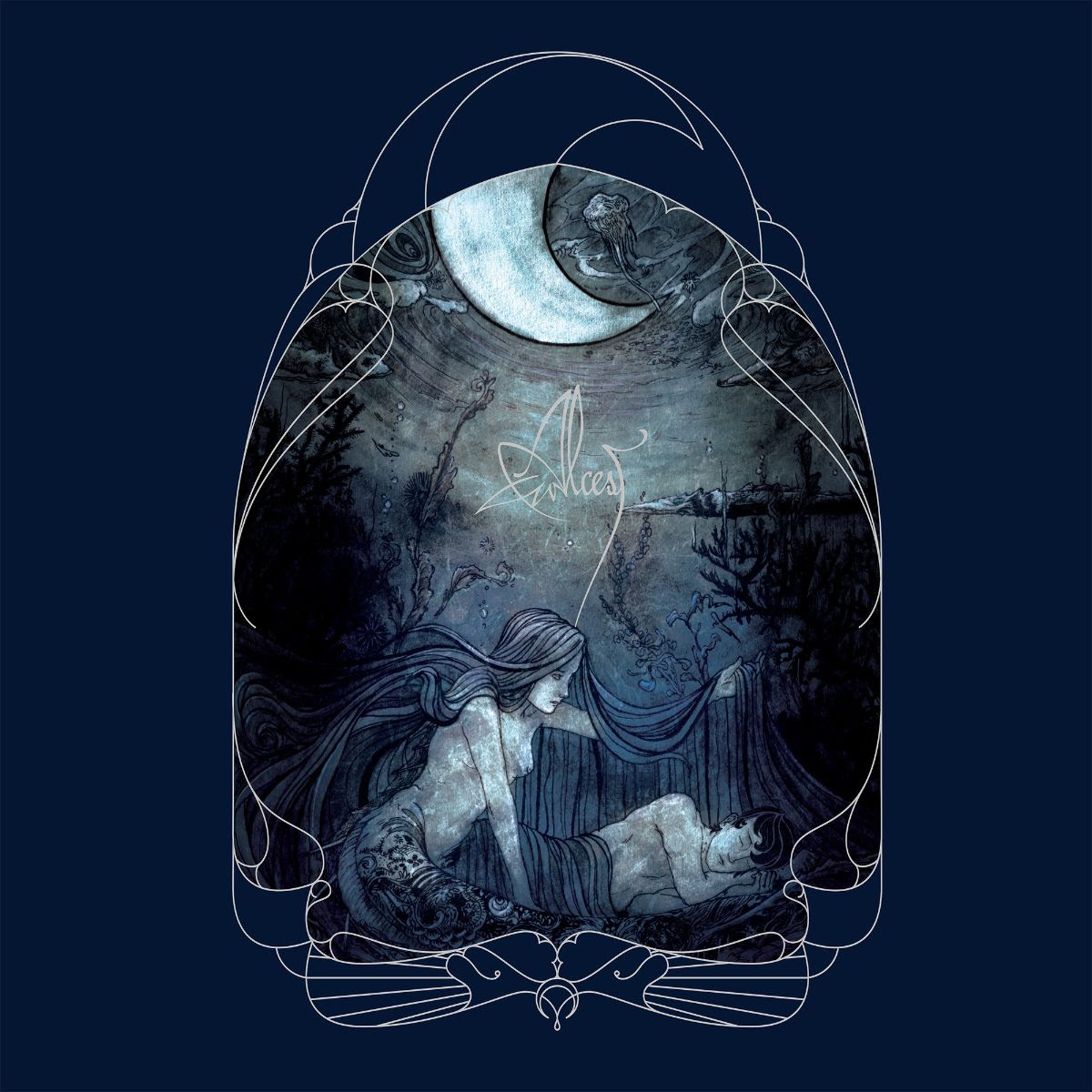 ALCEST cover anniversary edition