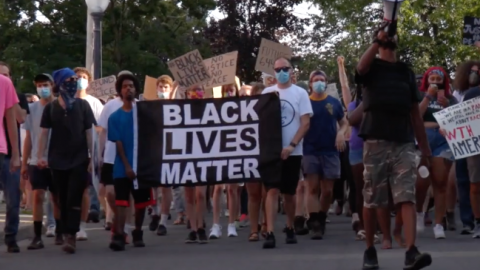 So What Else is New? BLM Targets Trump, 'White Supremacy' in New List of 'Demands'