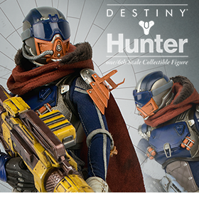 DESTINY 1/6 SCALE HUNTER
