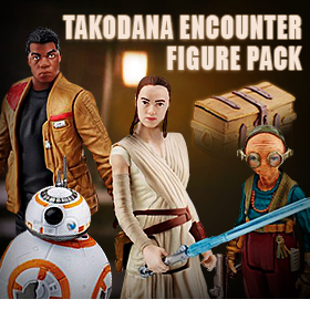EPISODE VII TAKODANA ENCOUNTER PACK