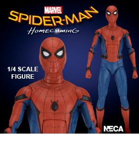 SPIDER-MAN: HOMECOMING 1/4 SCALE FIGURE
