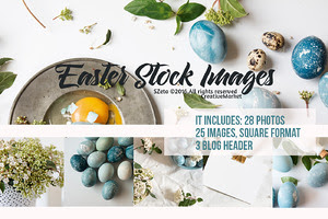 Easter stock image PACK