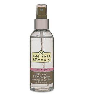 Wellness & Beauty Bett- und Körperspray