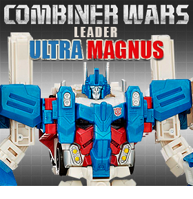 COMBINER WARS LEADER CLASS ULTRA MAGNUS