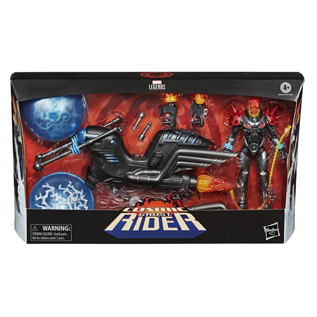 Image of Ultimate Marvel Legends Cosmic Ghost Rider