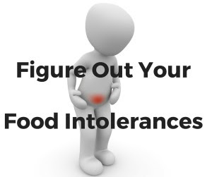 Figure out your food intolerances