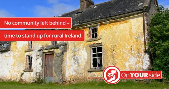 Rural Ireland campaign