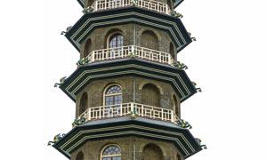 Image of the Great Pagoda © Historic Royal Palaces /Richard Lea-Hair