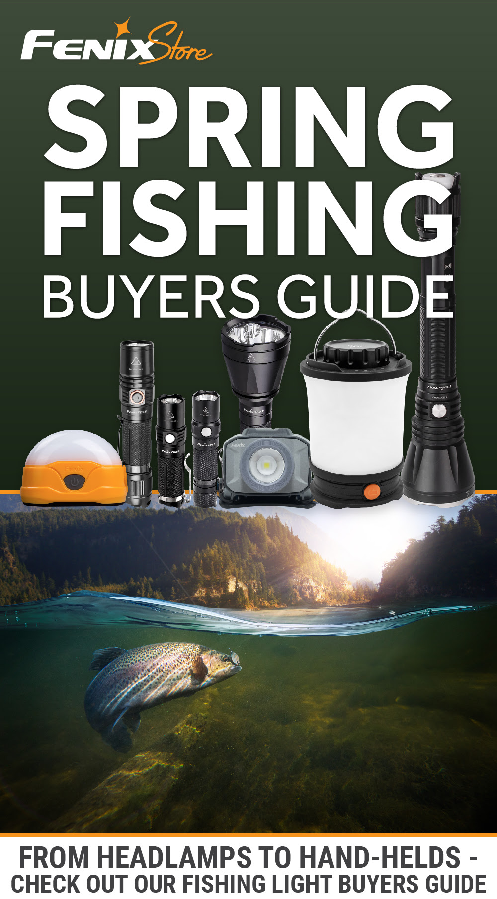 Fenix Store Spring Fishing Buyers Guide