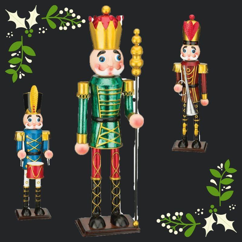 nutcracker indoor outdoor toy soldiers