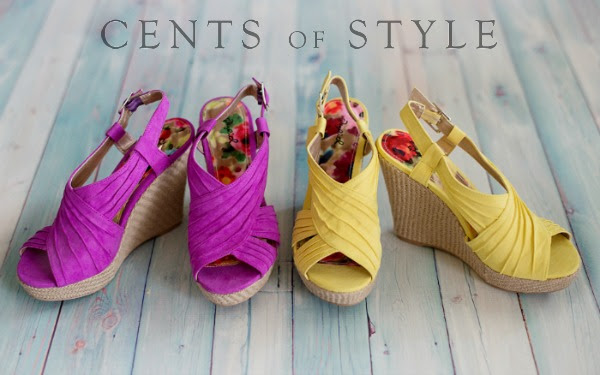 IMAGE: Fashion Friday- 6/6/14- Summer Wedge Sandals & Bracelet- $22.00 SHIPPED with Code 2FOR22