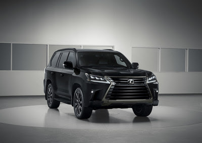 In November, Lexus will introduce the next exclusive designed model in the Inspiration Series.