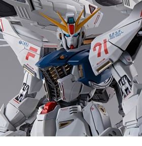 Gundam Metal Build Gundam Formula 91 (Chronicle White Ver.) Exclusive