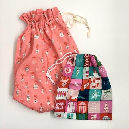 Drawstring Gift Bags - Friday. Nov. 5, 2021 - 6 p.m. - 9 p.m.