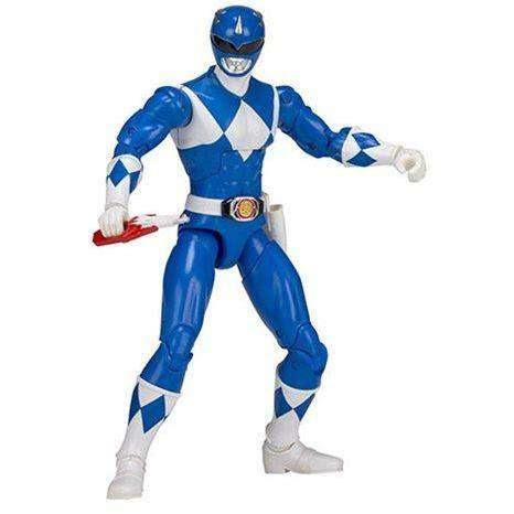 "Image of Mighty Morphin Power Rangers Legacy 6"" Blue Ranger - FEBRUARY 2019"