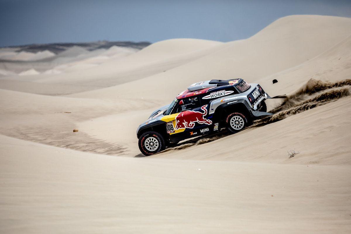 Mini Cooper Monster Energy >> Dakar Rally SS1: All three MINI John Cooper Works Buggies in the top ten Inbox x - race-deZert.com