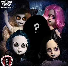 LIVING DEAD DOLLS DEADER IS BETTER