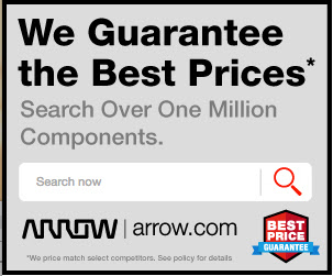 We gaurantee the best prices* - Search over 1 million components arrow.com