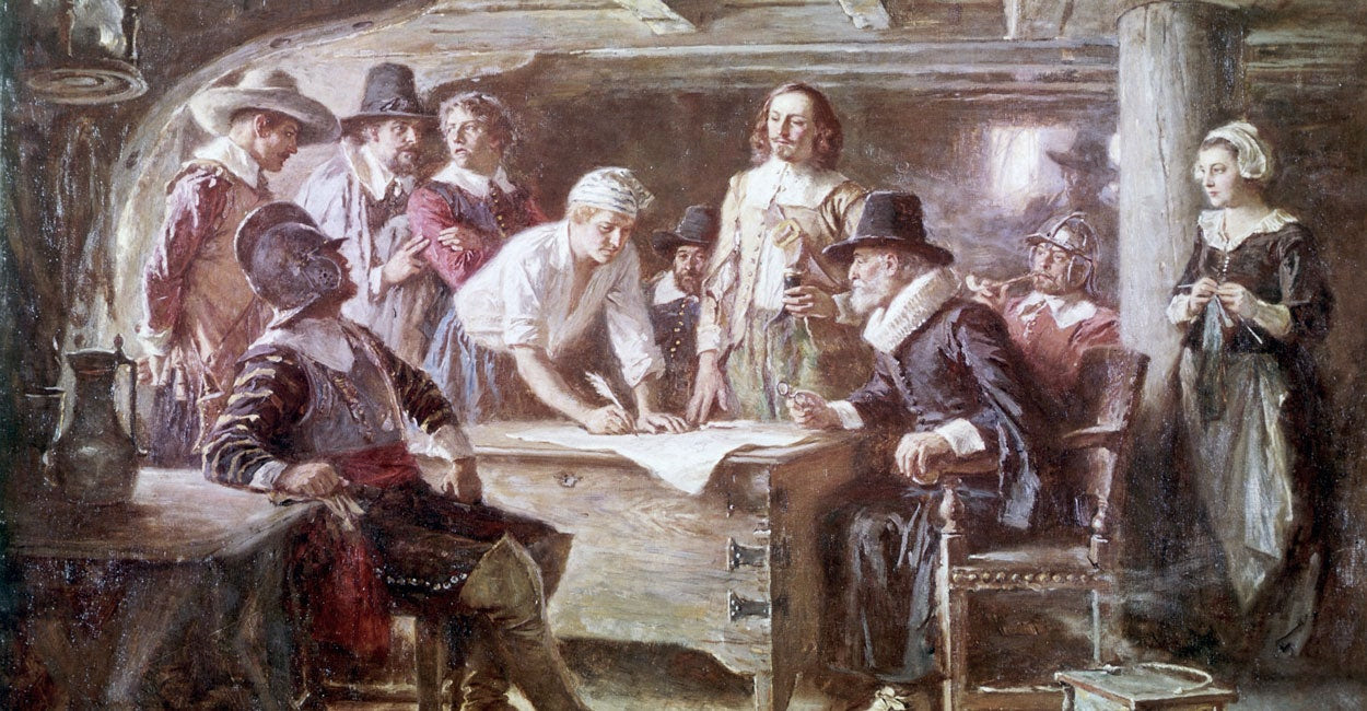 The Mayflower Compact and the Foundations of Religious Liberty