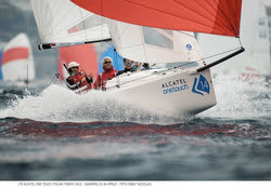 J/70 sailing San Remo series- Alcatel OneTouch