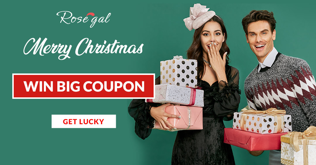 rosegal Special Christmas Offer