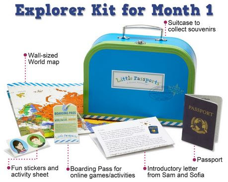 Little Passports Fall Sale: 15% Off All Subscriptions