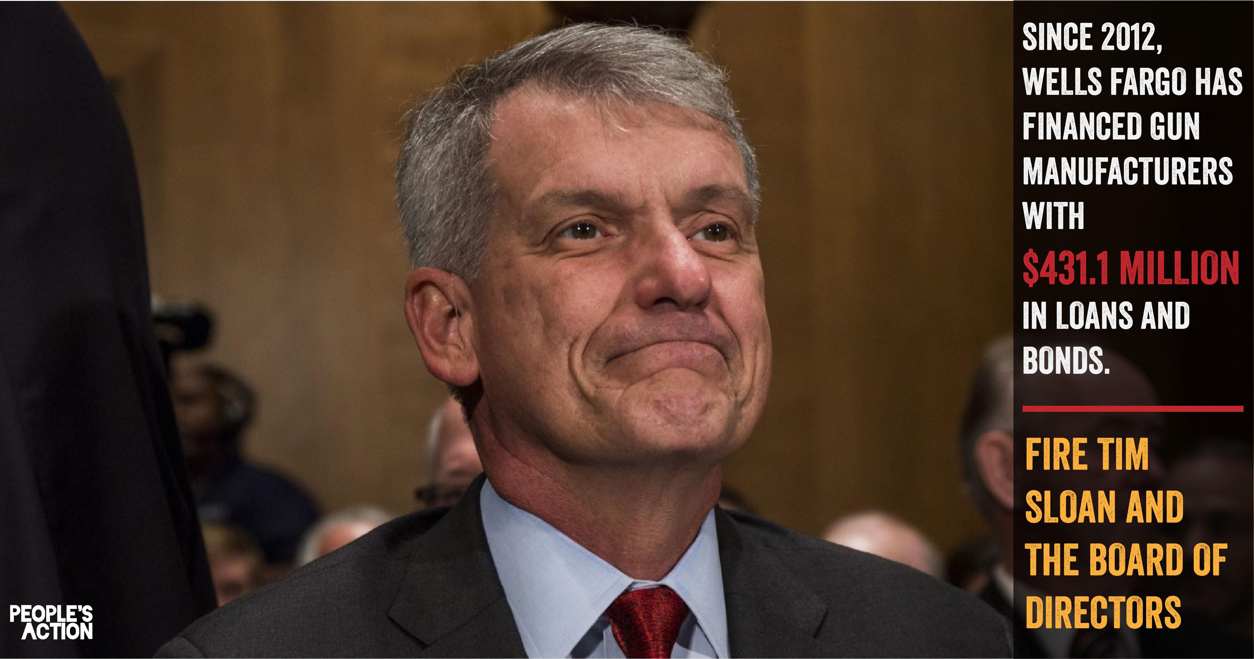 Demand change at Wells Fargo