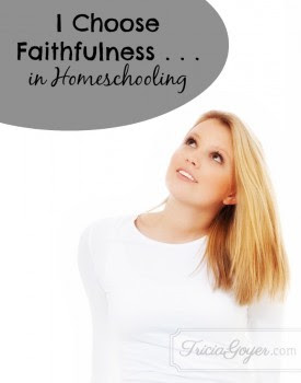 I Choose Faithfulness