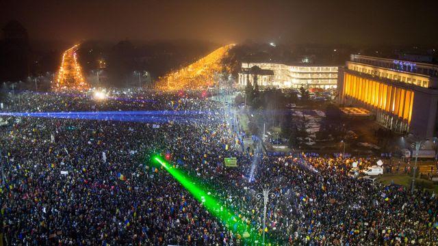 Lutte contre la corruption en Roumanie