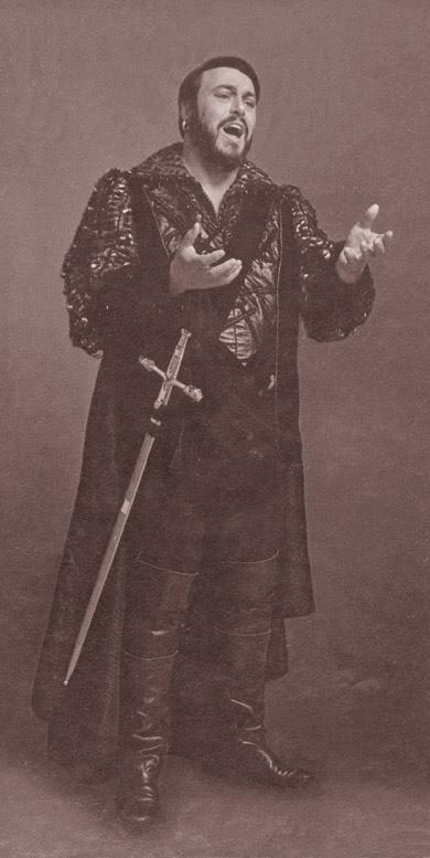 trovatoremanricopavarotti - What do Maria Callas, Pavarotti, & Sherill Milnes have in common? Verdi!