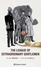 The League of Extraordinary Gentlemen Vol 2 (edición Trazado)