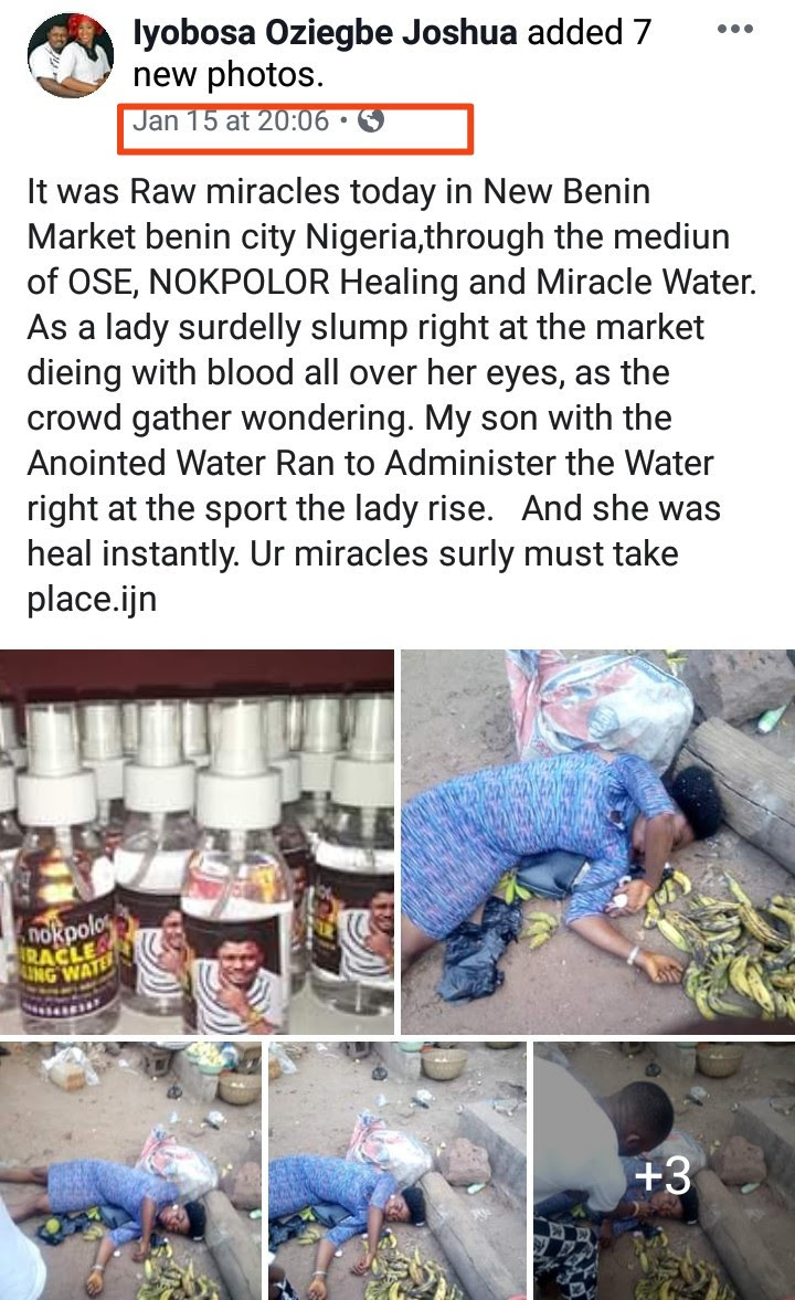 """""""Good Samaritan"""" who claimed he used his last cash to save a dying hawker has been exposed as a fraud who stole the photos"""
