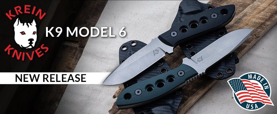 krein-knives-k9-model-6c