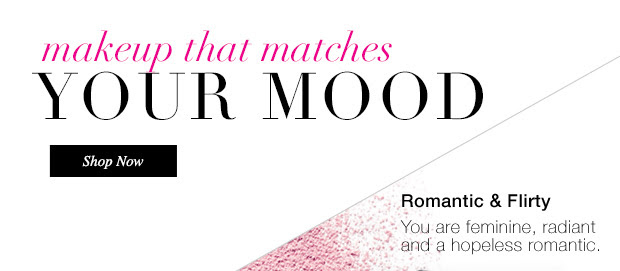 Makeup matches your mood