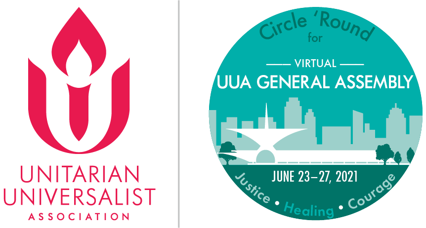 Unitarian Universalist Association Virtual General Assembly in June 2021