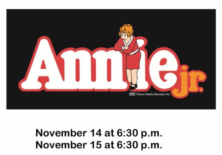 CSA presents Annie Jr.
