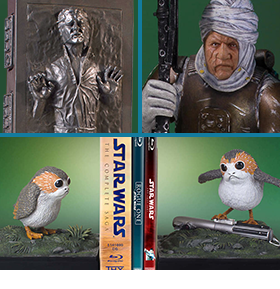 NEW GENTLE GIANT STAR WARS COLLECTIBLES